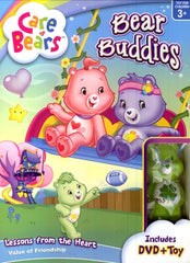 Care Bears - Bear Buddies (With Toy) (Boxset)