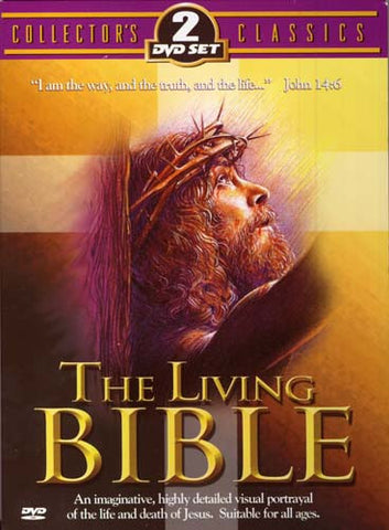 The Living Bible - Collector's 2 DVD Set Classics (Boxset) DVD Movie