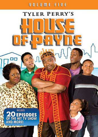 Tyler Perry s House Of Payne Vol. 5 (Five) (Boxset) (MAPLE) DVD Movie