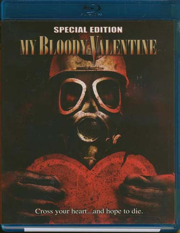 My Bloody Valentine (Special Edition) (Blu-ray) BLU-RAY Movie