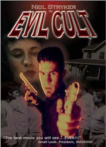 Evil Cult DVD Movie