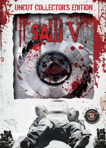 Saw V (Unrated Collector's Edition) (Boxset) DVD Movie