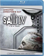 Saw IV (Director's Cut) (Blu-ray)