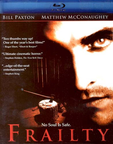 Frailty (Blu-ray) BLU-RAY Movie