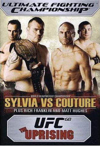 Ultimate Fighting Championship - UFC 68 - The Uprising DVD Movie
