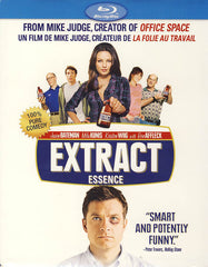 Extract (Bilingual) (Blu-ray)