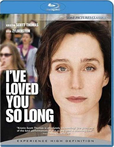 I've Loved You So Long (Blu-ray) BLU-RAY Movie