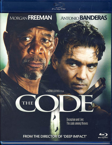 The Code (Blu-ray) BLU-RAY Movie