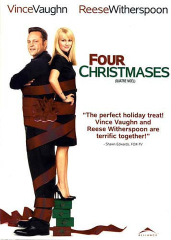 Four Christmases DVD Movie