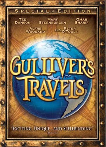 Gulliver s Travels (Special Edition) DVD Movie