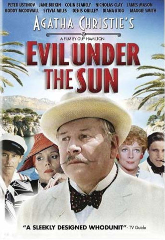 Evil Under The Sun (Agatha Christie) DVD Movie