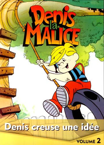 Denis La Malice - Denis Creuse Une Idee Vol. 2 DVD Movie