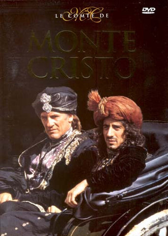 Le Comte De Monte Cristo 2 (Episode 3/4) DVD Movie