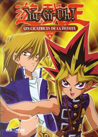 Yu-Gi-Oh - Les Cicatrices De La Defaite - Vol.4 DVD Movie