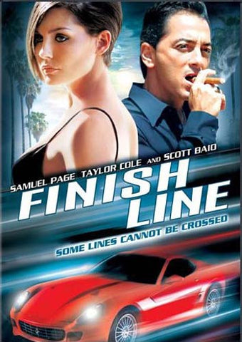 Finish Line DVD Movie