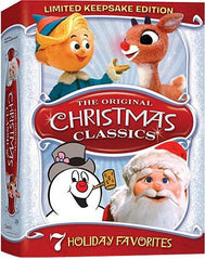 The Original Christmas Classics (Limited Keepsake Edition) - 7 Holiday Favorites (Boxset)