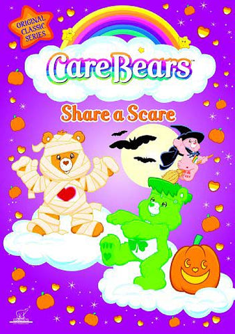 Care Bears - Share A Scare (LG) DVD Movie