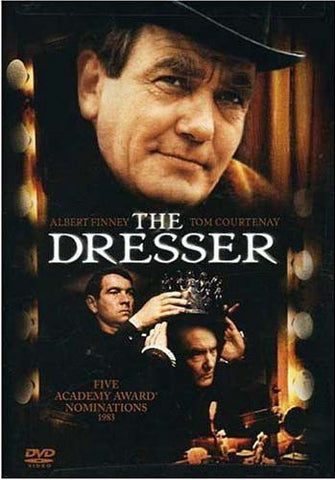 The Dresser DVD Movie
