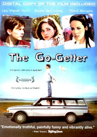 The Go-Getter DVD Movie