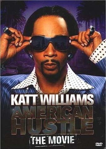 Katt Williams - American Hustle - The Movie DVD Movie