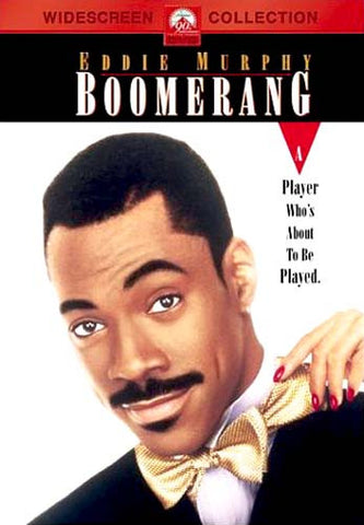 Boomerang DVD Movie