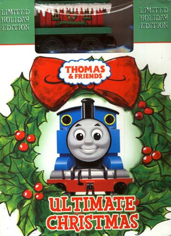 Thomas And Friends - Ultimate Christmas (Limited Holiday Edition) (With Toy Train) (Boxset) DVD Movie
