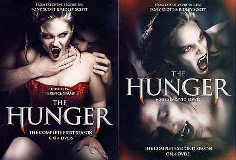 The Hunger - The Complete 1st and 2nd Season (Boxset) (2 Pack) DVD Movie