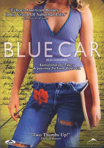 Blue Car (Bilingual) DVD Movie