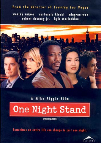 One Night Stand DVD Movie