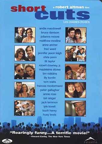 Short Cuts (Bilingual) DVD Movie