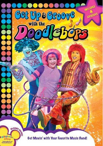 Doodlebops - Get Up And Groove With The Doodlebops DVD Movie