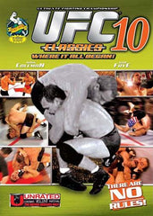 UFC - Ultimate Fighting Championship - Classics - Vol. 10 (LG)