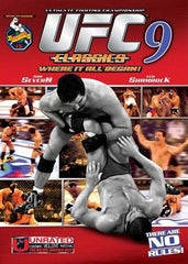 UFC - Ultimate Fighting Championship - Classics - Vol. 9(maple)