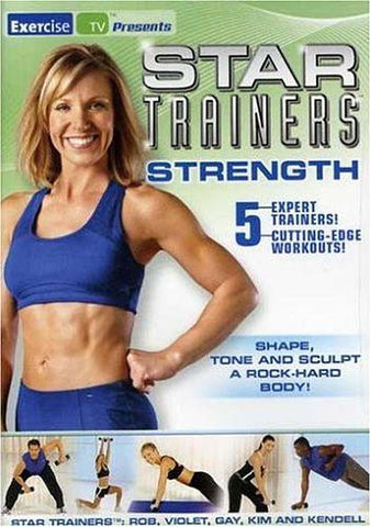 Star Trainers - Strength DVD Movie