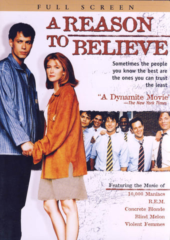 A Reason To Believe DVD Movie