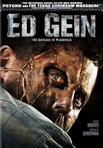 Ed Gein - The Butcher Of Plainfield DVD Movie