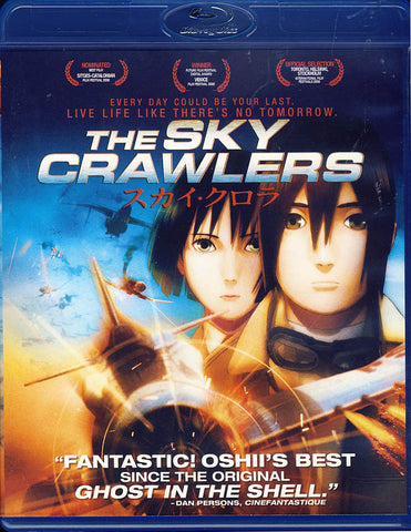 The Sky Crawlers (Blu-ray) BLU-RAY Movie