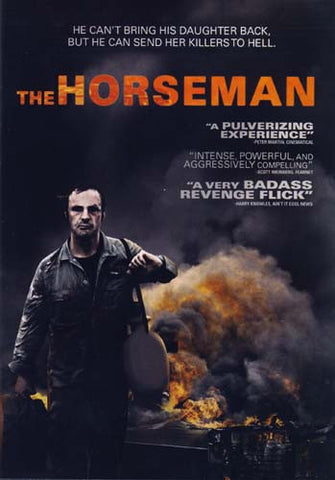 The Horseman DVD Movie