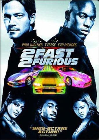2 Fast 2 Furious - Limited Edition (With Digital Copy) DVD Movie