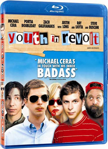 Youth in Revolt (Bilingual) (Blu-ray) BLU-RAY Movie