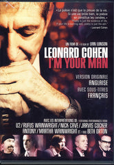 Leonard Cohen - I m Your Man (bilingual)