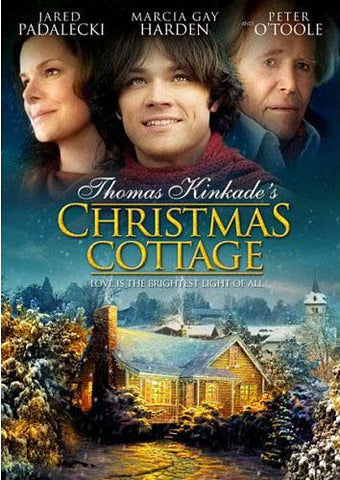 Christmas Cottage (Thomas Kinkade's) DVD Movie