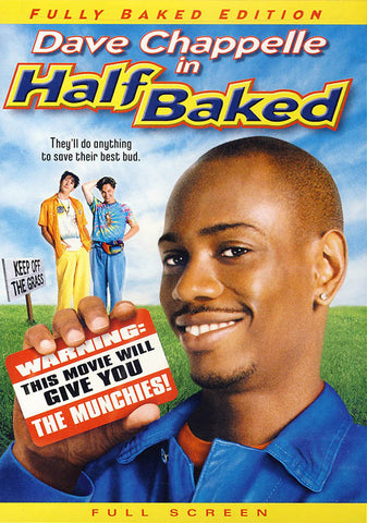 Half Baked (Fully Baked Full Screen Edition) DVD Movie