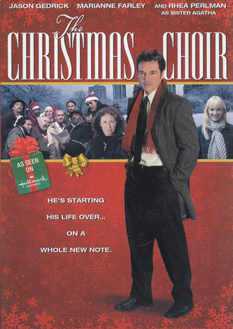 The Christmas Choir DVD Movie