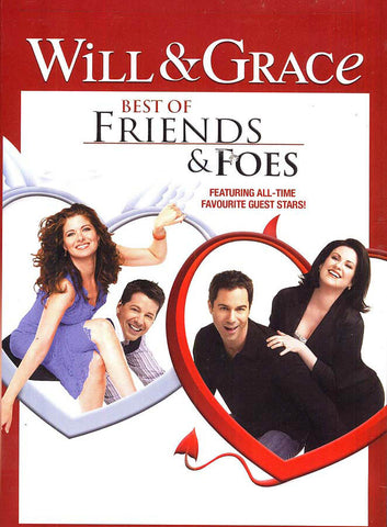 Will And Grace - Best Of Friends And Foes DVD Movie