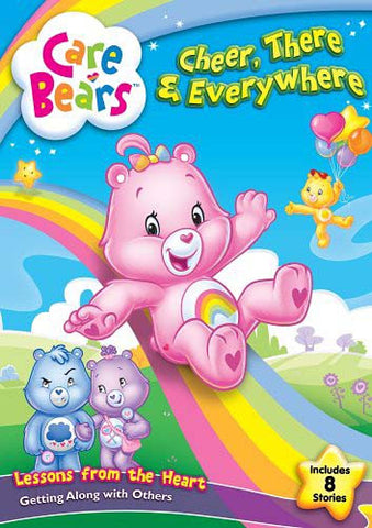 Care Bears - Cheer, There And Everywhere DVD Movie