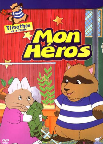 Timothee Va A L'Ecole - Mon Heros DVD Movie