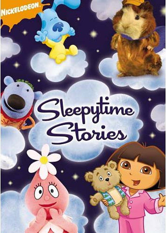 Nickelodeon - Sleepytime Stories DVD Movie