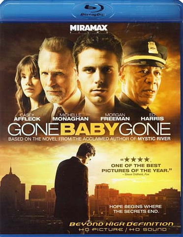 Gone Baby Gone (Bilingual) (Blu-ray) BLU-RAY Movie