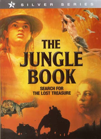 The Jungle Book - Search For The Lost Trasure DVD Movie